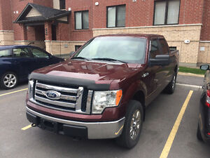 2009 Ford F-150 4x4 Pickup 4 portes supercrew