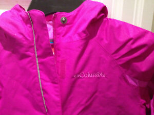 Columbia Girls Winter Coat - Omni-Heat Size 7-8 New with Tags Stratford Kitchener Area image 2