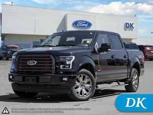 2017 Ford F-150 Lariat Special Edition w/0% Financing Available!