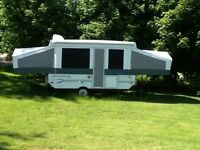 For sale 2006 12 foot rockwood tent trailer 3900.00