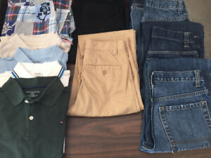 BOYS SIZE 12 CLOTHING