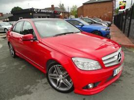 2009 MERCEDES-BENZ C220 2.1 CDI AUTO SPORT FANTASTIC CONDITION INSIDE AND OUT