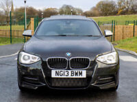 BMW M135i 3.0 (320bhp) (s/s) Sports Hatch Auto 2013MY WITH MEGA SPECIFICATION!