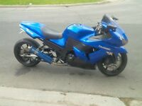 stretched 2006 zx14