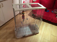 cage oiseau demontage , adjustable , vision ,  150$