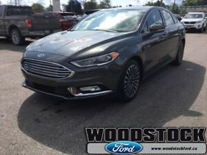 2017 Ford Fusion   CERTIFIED PRE OWNED 3.99% OAC UP TO 72 MOS