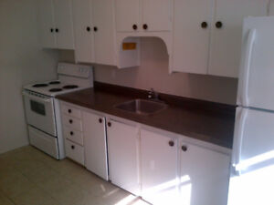***Available Now: Renovated  Top Floor 2-bedroom Suite near UofR