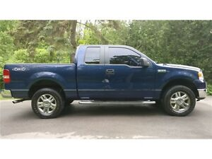 2007 Ford F-150 XLT 5.4L Extended Cab Pickup Truck
