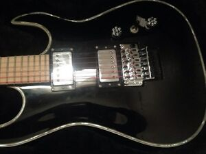 Bc rich assassin + line 6 spider 4