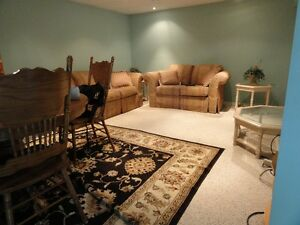 Beautiful Furnished, Quiet,Suites Near U of R/SIAST Females only