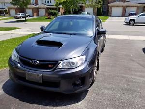 2012 Subaru Impreza WRX STi Sport Tech Sedan
