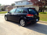 2011 Volkswagen Golf TDi Highline with Extended Warranty
