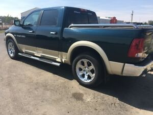 2011 Dodge Power Ram 1500 Running boards Pickup Truck