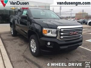 2018 GMC Canyon 4WD SLE  - SLE Package - $257.28 B/W