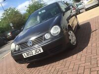 VW POLO 1.4 PETROL 3 DOOR