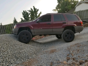 Looking to trade my jeep
