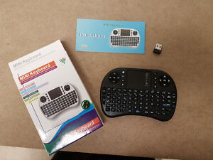 Mini Professional Wireless Keyboard with Mouse Touchpad
