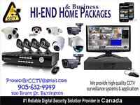 Inexpensive Security System 4CH for only $399