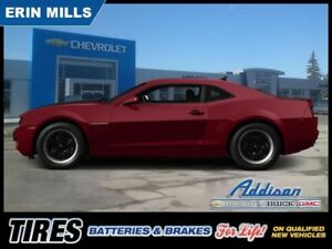 2013 Chevrolet Camaro 2LT  - Leather Seats -  Backup Camera