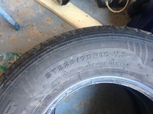 Trailer tires (less than 1/2 price)