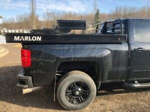 2017  Marlon Snowmobile/ATV Truck deck w/extension