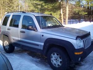 2004 Jeep Liberty Autre