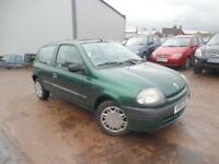 RENAULT CLIO RT 1.2 PETROL 3 HATCHBACK BREAKING