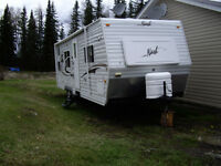 2007 Nash 27' Travel Trailer
