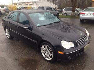 2007 Mercedes C280 3.0L 4MATIC !!CERTIFIED!!FINANCING!!!