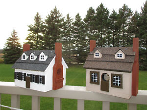Hand Made Wooden Birdhouses Stratford Kitchener Area image 3