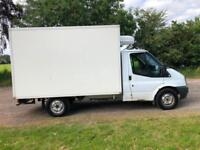 2012 FORD TRANSIT 2.2 TDCI 125 T350 FRIDGE FREEZER ONE OWNER FROM NEW PX SWAPS