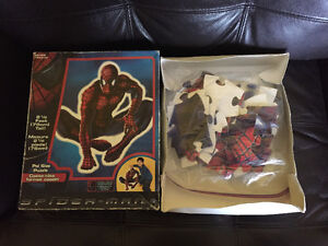 SPIDER-MAN PUZZLES AND GAMES Kingston Kingston Area image 2