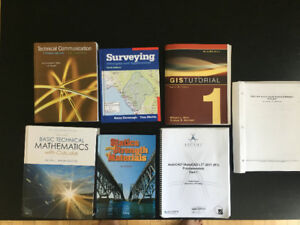 NSCC Civil Engineer 1st Year Text Books