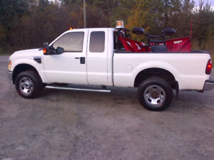 2008 Ford F-350 XLT SUPER DUTY - SNOW PLOW PACKAGE - 4x4