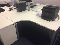 4 Excellent condition desks open to sensible offers