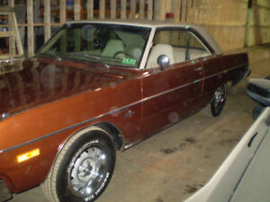 1974 DODGE DART SWEET CONDITION A MUST SEE CAR!!!!!