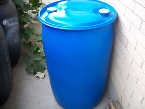 Food Grade Plastic Barrels London Ontario image 1