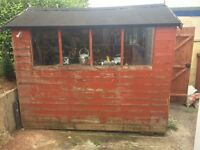 FREE SHED!!