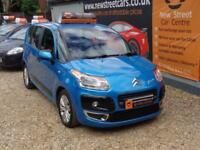 CITROEN C3 PICASSO 1.6 HDI PLUS VTI -5dr Blue Manual Diesel, 2010