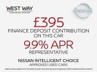 2021 Nissan Qashqai 1.3 DiG-T N-Motion 5dr Hatchback Petrol Manual