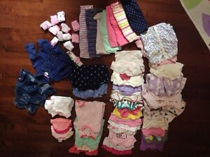Baby girl newborn to 3 months clothes plus extras