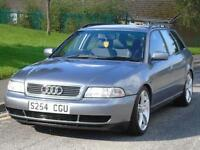 "AUDI A4 AVANTt 1.8 T SE AUTOMATIC,LONG MOT,18""ALLOYS,FULLY LOADED,READY TO GO"