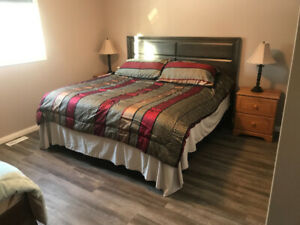 Luxury Cabin for Rent near Beausejour