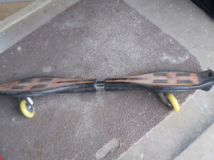 Skateboard (waveboard) *new out of box