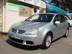 2008 Volkswagen Golf 1.9TDI ( 105PS Diesel ) Match