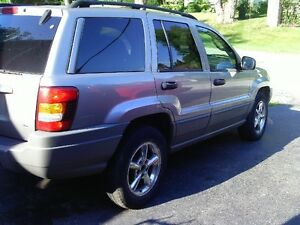 2002 JEEP GRAND CHEROKEE - ONLY $850