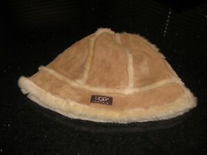 UGGS BUCKET HAT WALNUT COLOR-ONE SIZE West Island Greater Montréal image 1