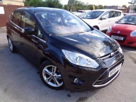 Ford C-MAX 1.6TDCi ( 115ps ) 2014MY Titanium X