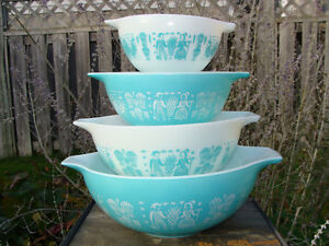 Vintage PYREX FIRE-KING FEDERAL BOWLS - GREAT CONDITION! London Ontario image 4