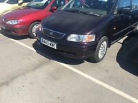 HONDA SHUTTLE 2.2L LS AUTOMATIC 7 SEATER FULLY LOADED***895***